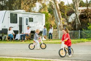 Burra Caravan and Camping Park - Accommodation Melbourne