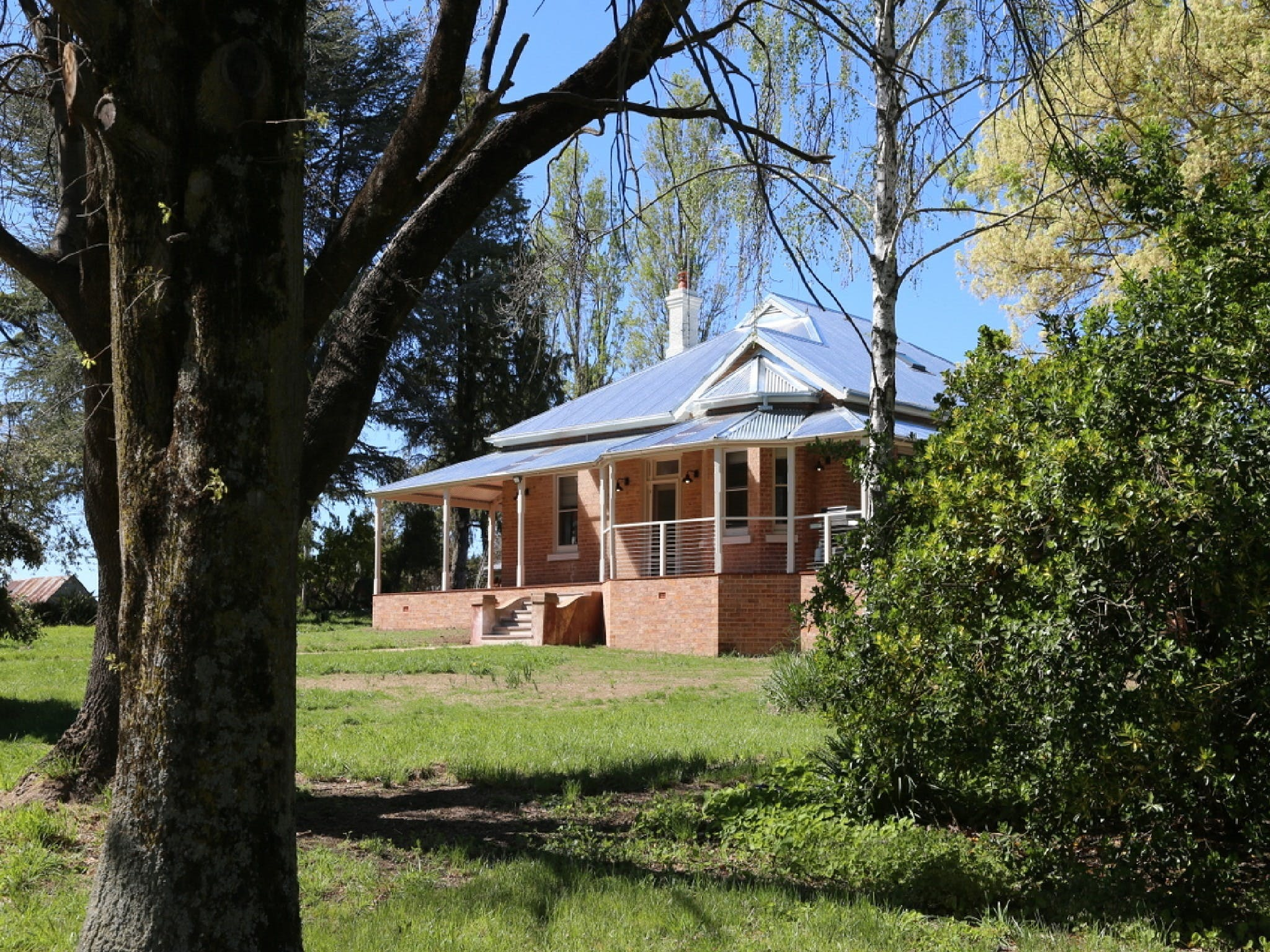 Hilton Homestead - Accommodation Melbourne