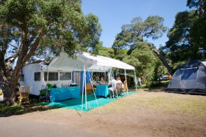 Sorrento Foreshore Camping - Accommodation Melbourne