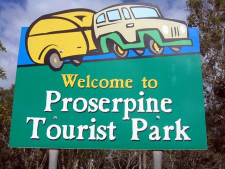 Proserpine Tourist Park - Accommodation Melbourne