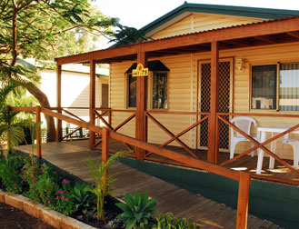 Wintersun Caravan  Tourist Park - Accommodation Melbourne