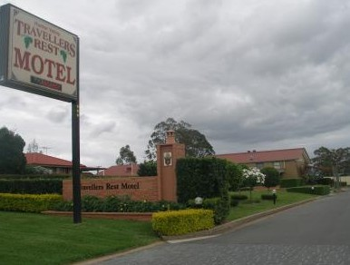 Hunter Valley Travellers Rest Motel - Accommodation Melbourne