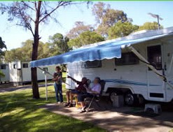 Bega Caravan Park - Accommodation Melbourne