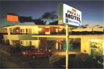 Princes Motel - Accommodation Melbourne