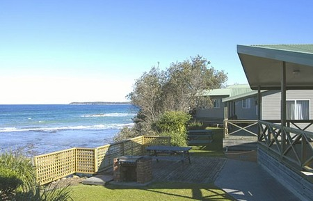 Berrara Beach Holiday Chalets - Accommodation Melbourne