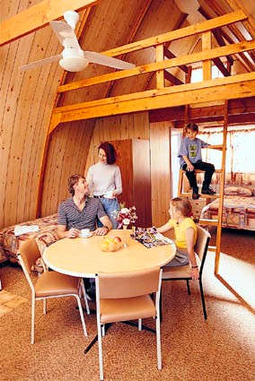 Discovery Holiday Parks - Boulder - Accommodation Melbourne