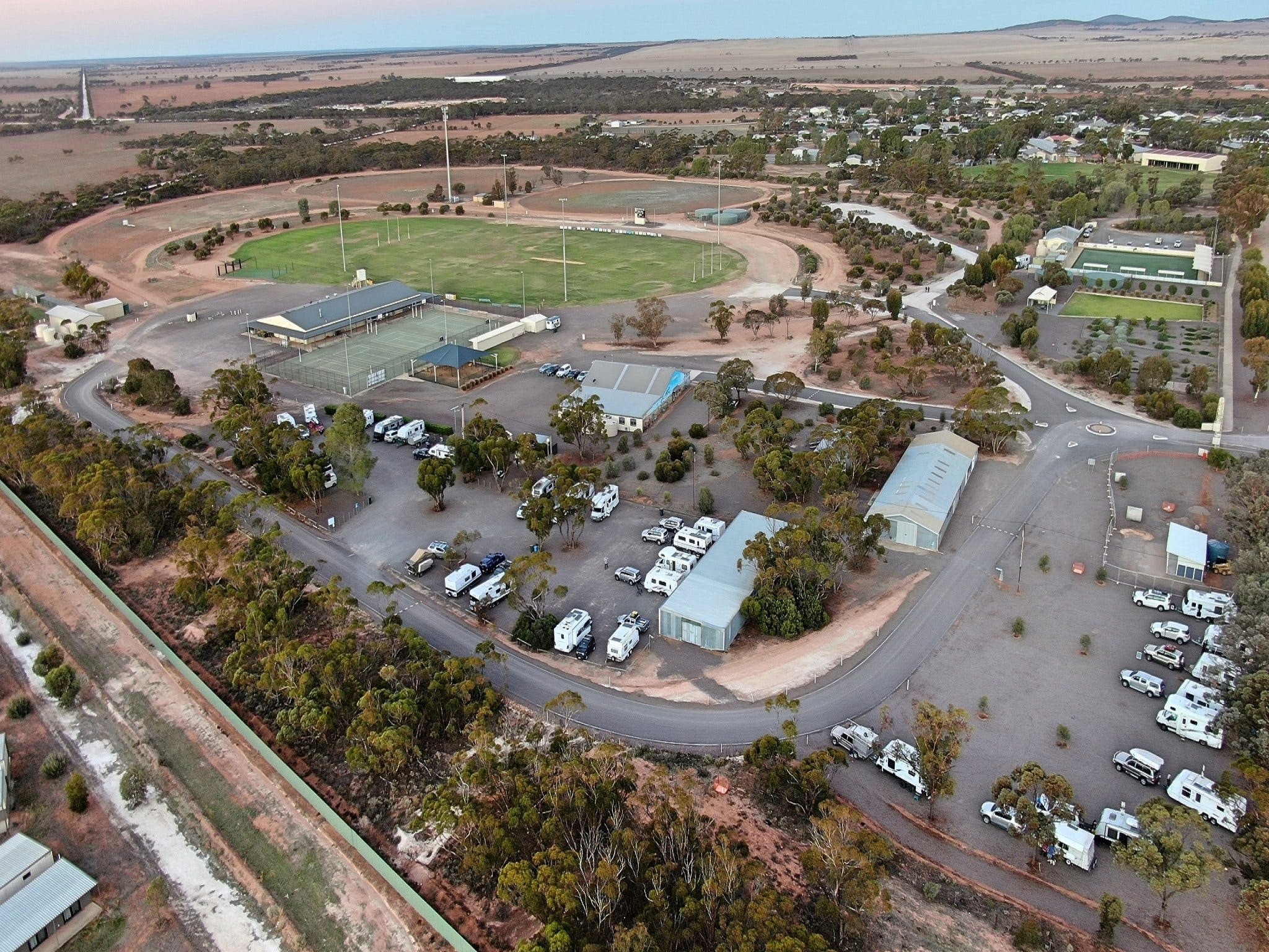Kimba Recreation Reserve - Accommodation Melbourne