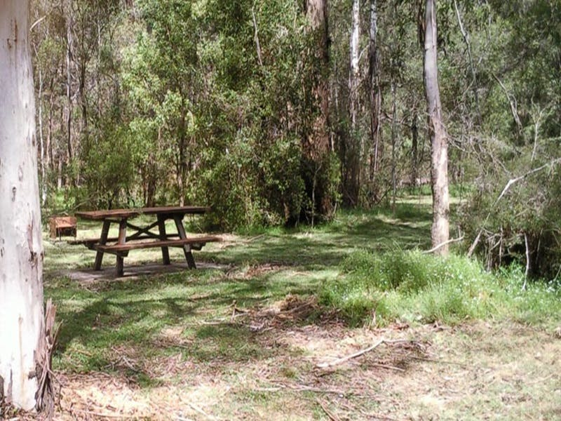 Mulloon Creek campground - Accommodation Melbourne