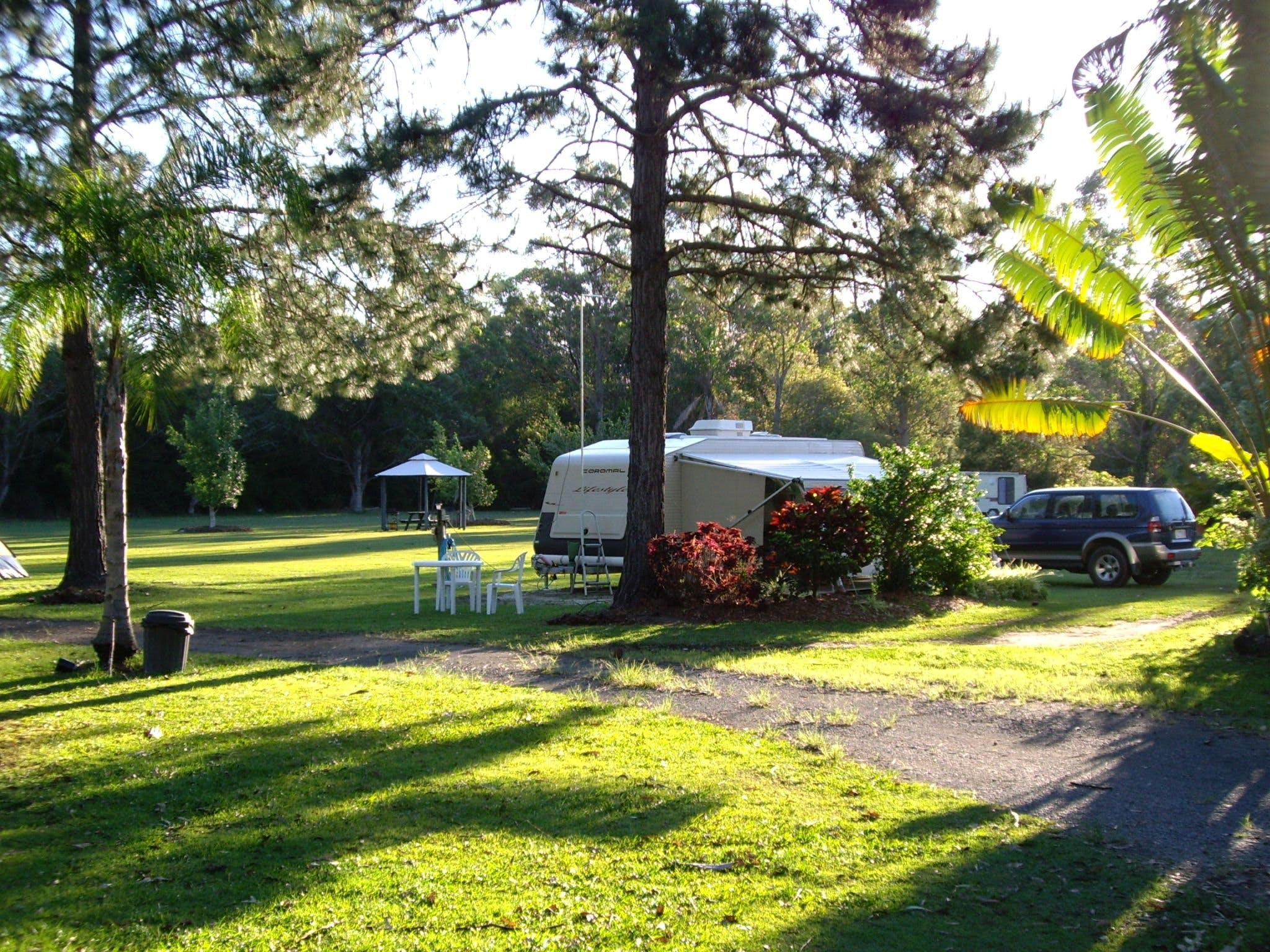Sandalwood Van and Leisure Park - Accommodation Melbourne