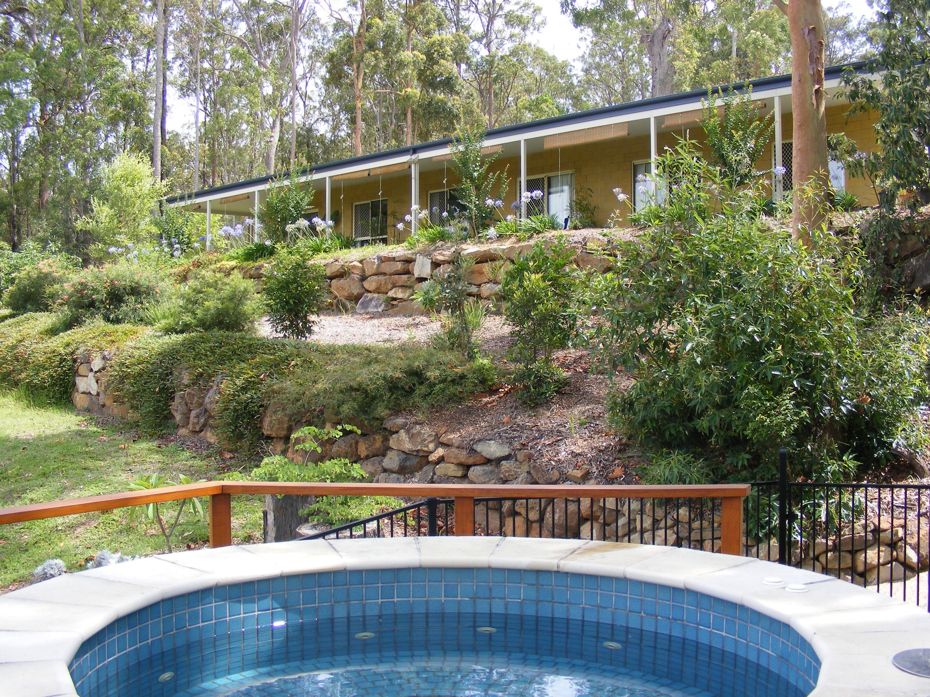 Bed and Breakfast at Wallaby Ridge - Accommodation Melbourne