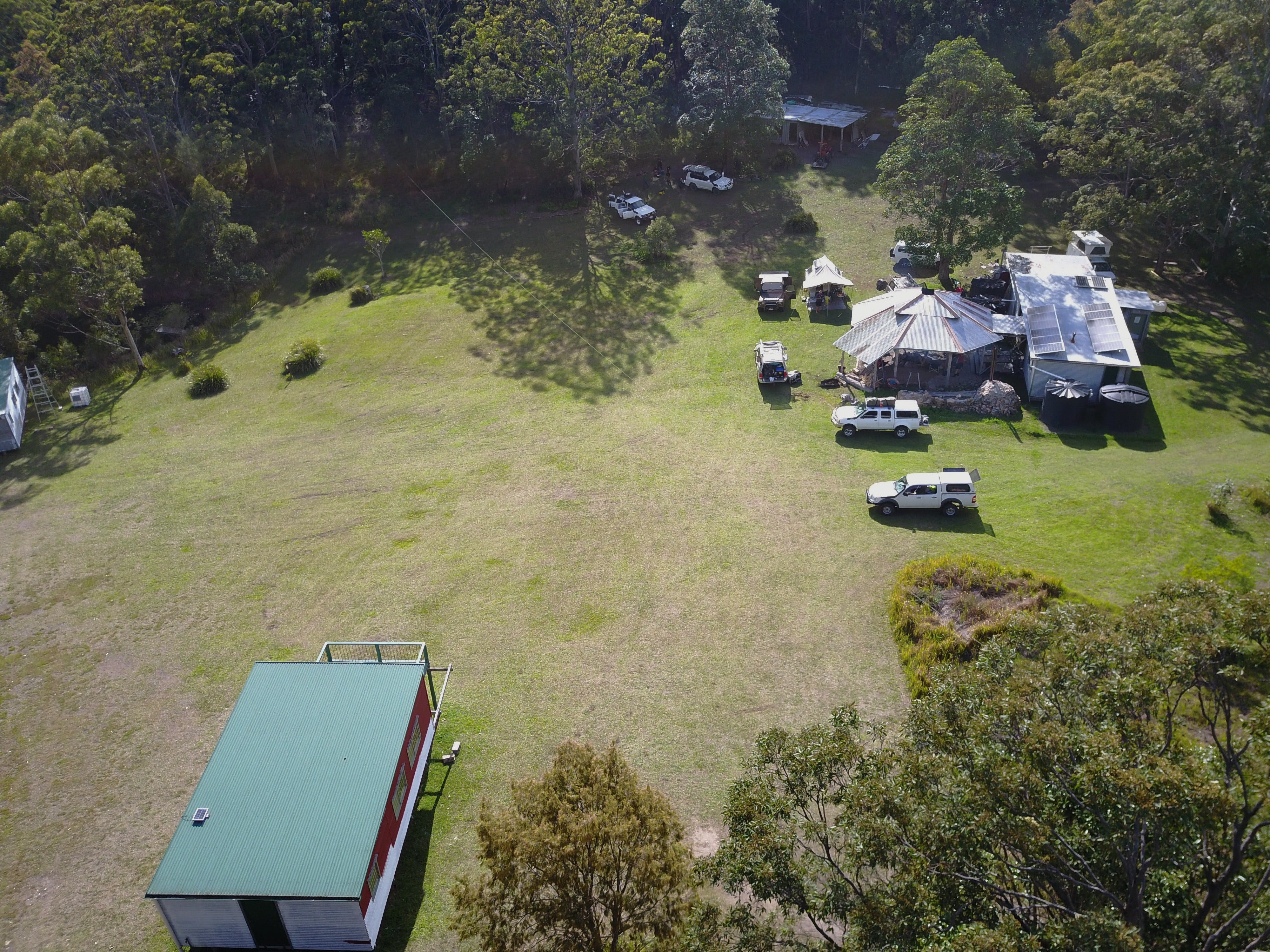 Mt Barney Wilderness Camping - Accommodation Melbourne