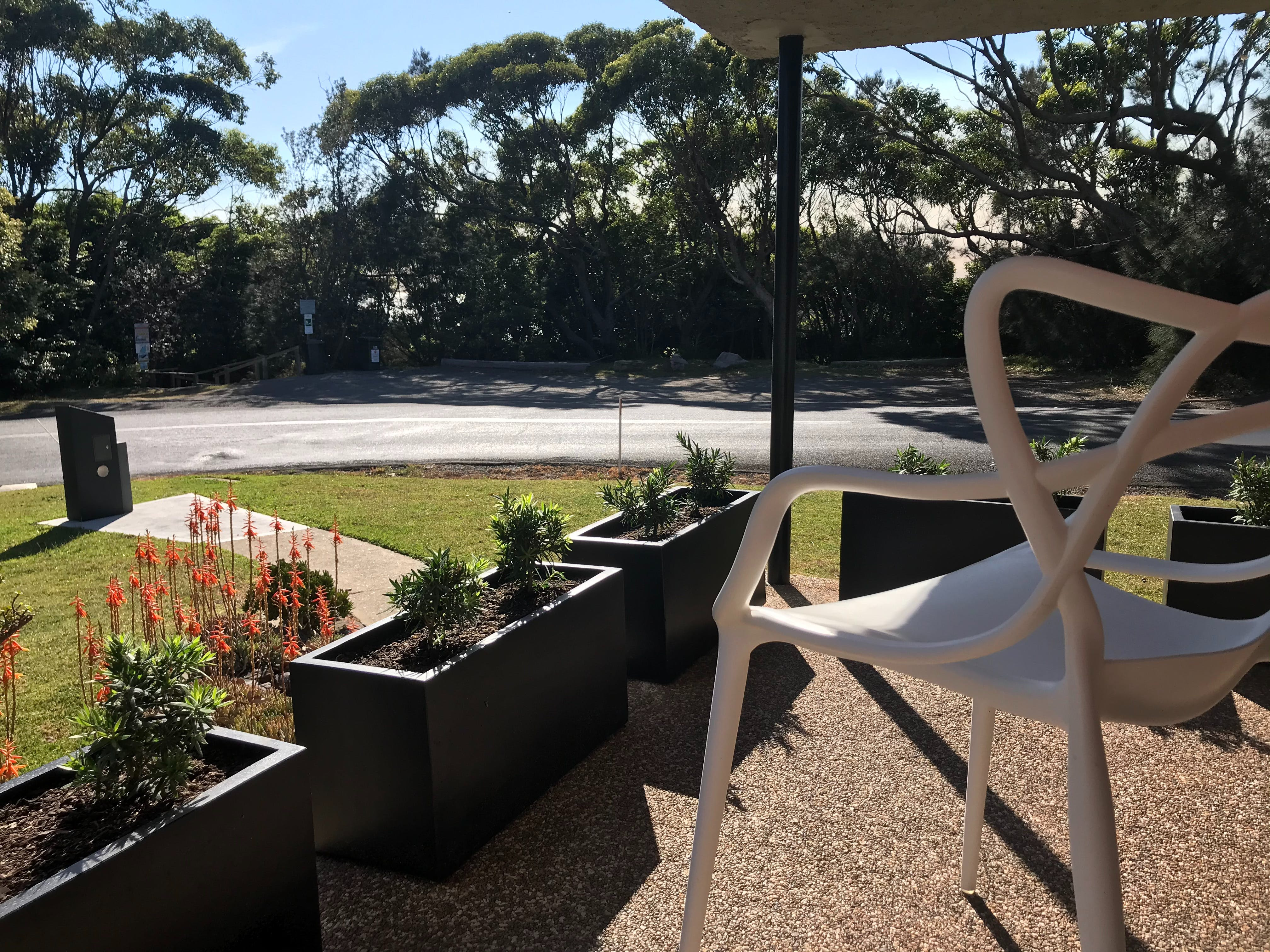 The Apartment at Kirbys Beach Berrara - Accommodation Melbourne