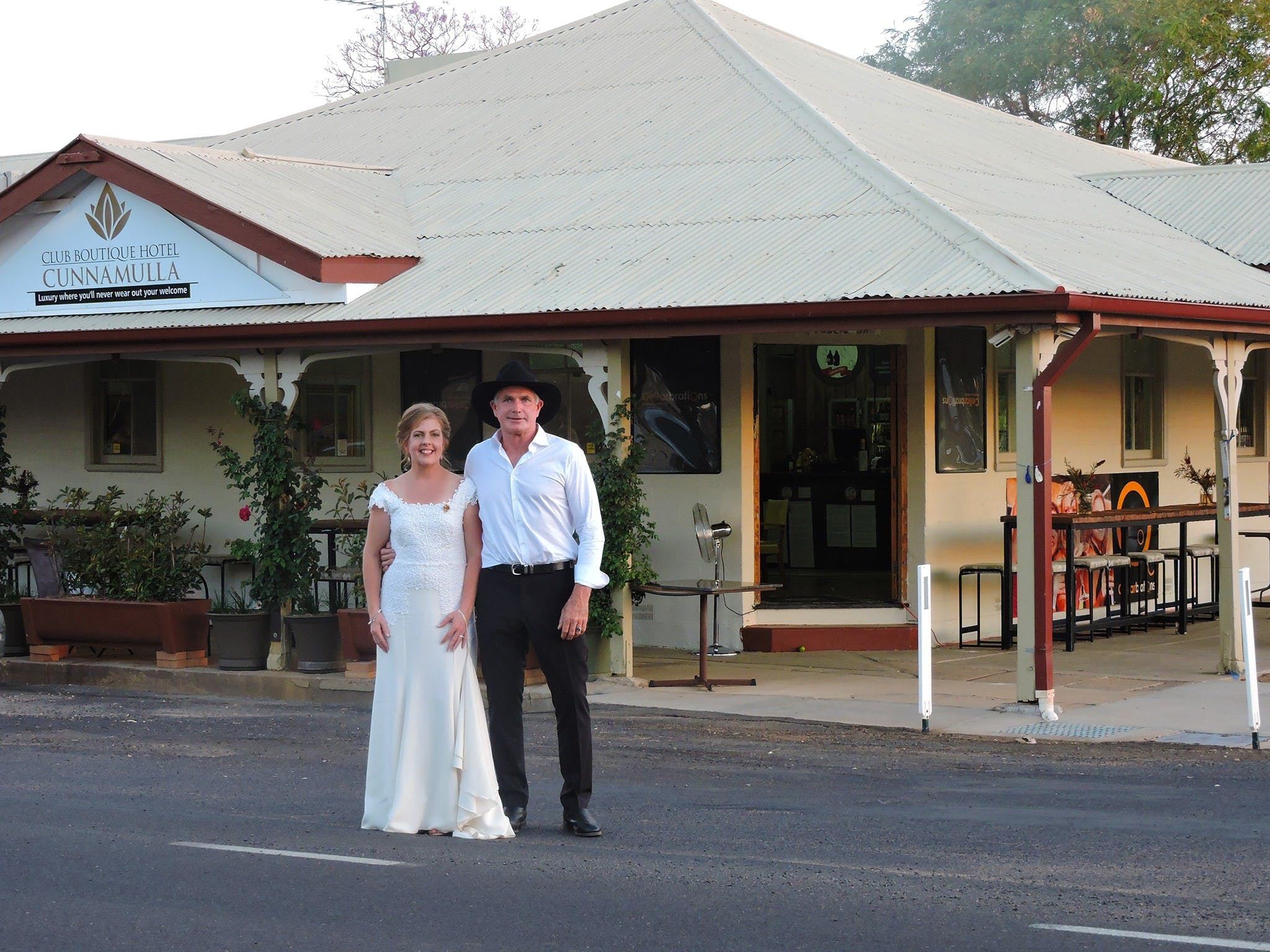 Club Boutique Hotel Cunnamulla - Accommodation Melbourne