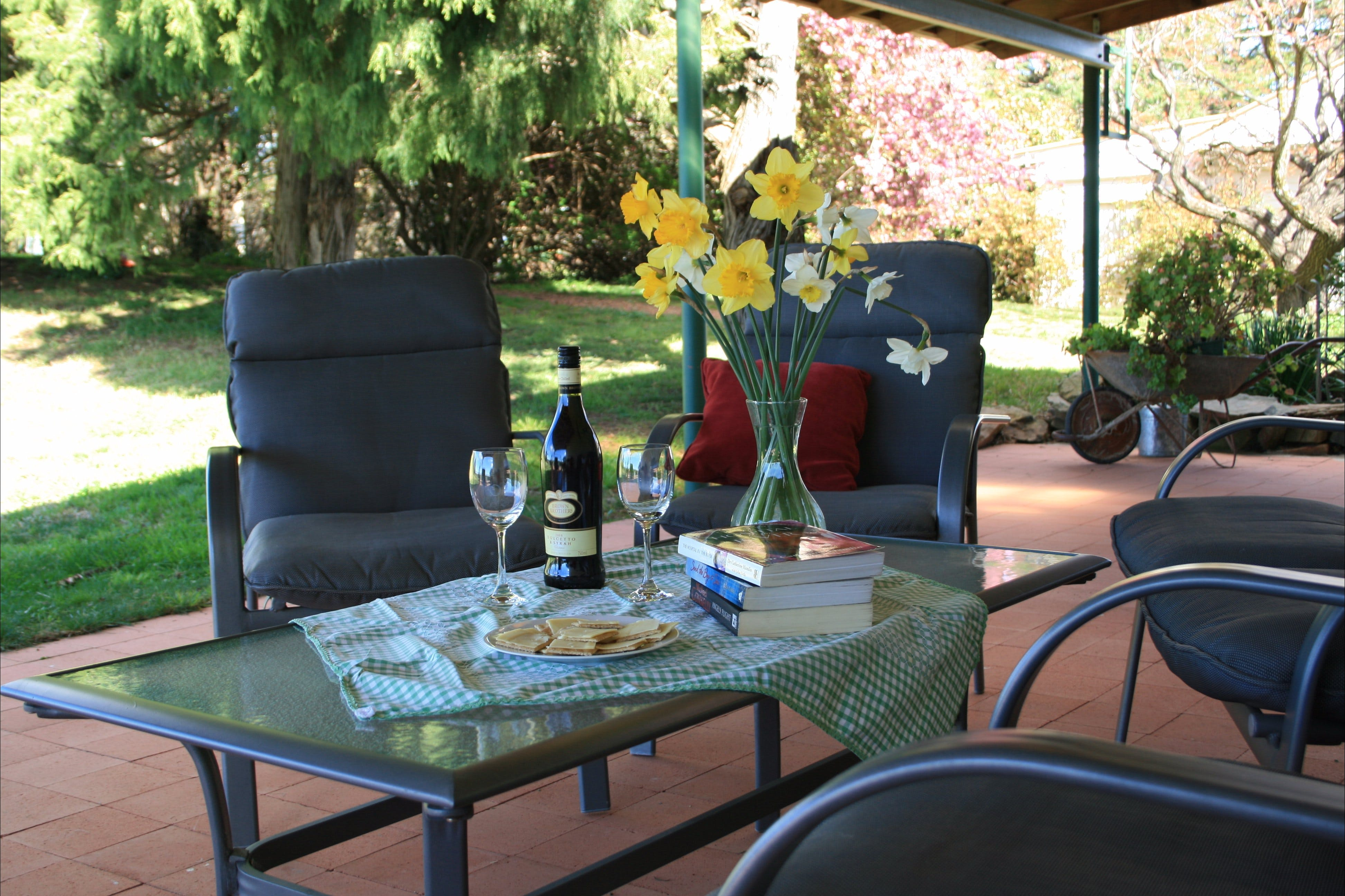 Dairy Park Farm Stay Bed and Breakfast - Accommodation Melbourne