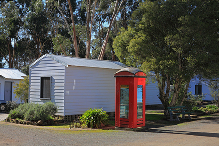 Shady Acres Caravan Park Ballarat - Accommodation Melbourne