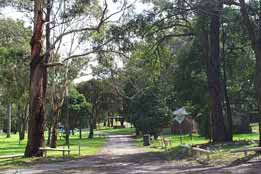 Moe Gardens Caravan Park - Accommodation Melbourne