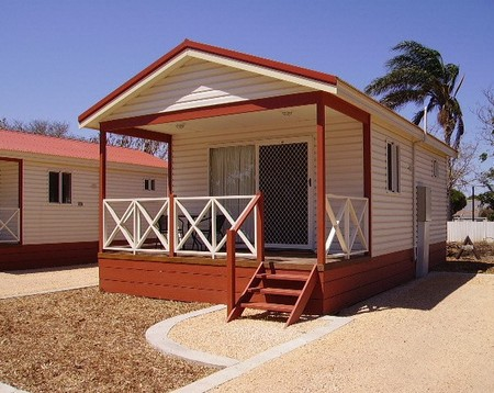 Outback Oasis Caravan Park - Accommodation Melbourne