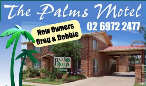 The Palms Motel - Accommodation Melbourne