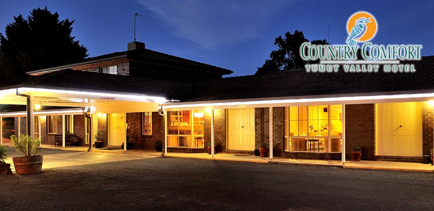 Country Comfort Tumut Valley Motel - Accommodation Melbourne