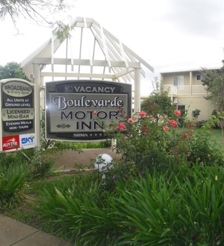 Boulevarde Motor Inn - Accommodation Melbourne