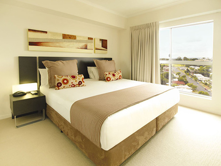 Oaks Aspire Apartments - Accommodation Melbourne