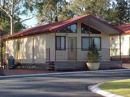 Sydney Getaway Holiday Park  Avina Van Village - Accommodation Melbourne