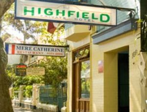 Highfield Private Hotel - Accommodation Melbourne