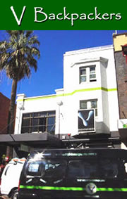 V Backpackers - Accommodation Melbourne