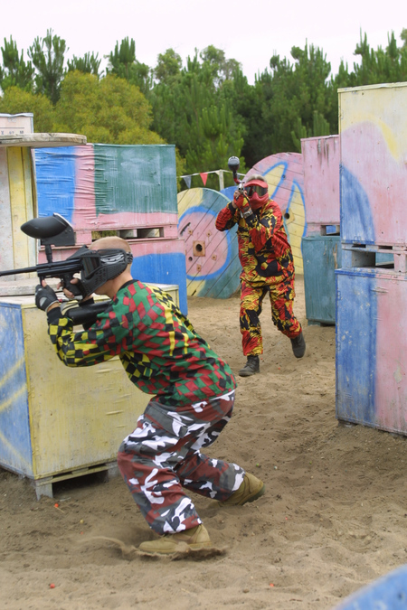 Paintball Skirmish Perth - Accommodation Melbourne