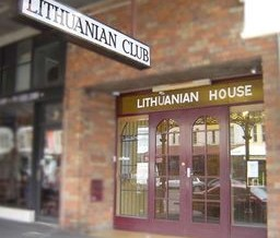Lithuanian House Theatre - Accommodation Melbourne