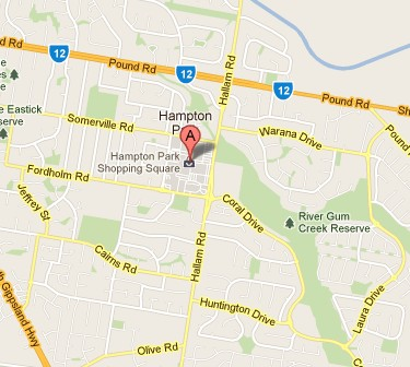 Hampton Park Shopping Square - Accommodation Melbourne