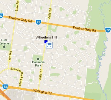 Wheelers Hill Shopping Centre - Accommodation Melbourne