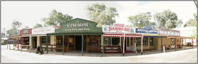 Pioneer Settlement - Accommodation Melbourne