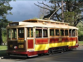 Ballarat Tramway Museum - Accommodation Melbourne