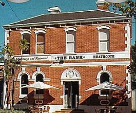 The Bank Heathcote - Accommodation Melbourne