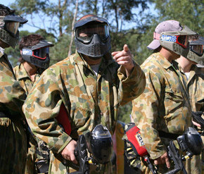 Action Paintball Games - Perth - Accommodation Melbourne