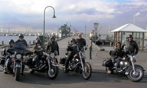 Harley Rides Melbourne - Accommodation Melbourne