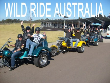 A Wild Ride - Accommodation Melbourne