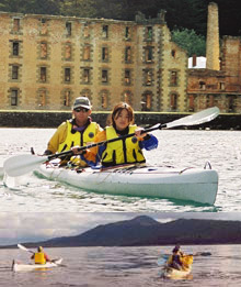 Blackaby's Sea Kayaks and Tours - Accommodation Melbourne