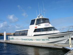 Saltwater Charters WA - Accommodation Melbourne