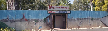 Mystery Craters - Accommodation Melbourne