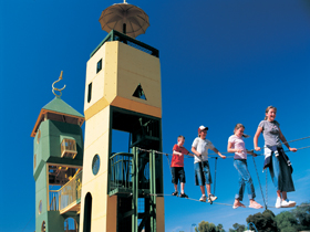 Monash Adventure Park - Accommodation Melbourne