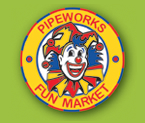 Pipeworks Fun Market - Accommodation Melbourne