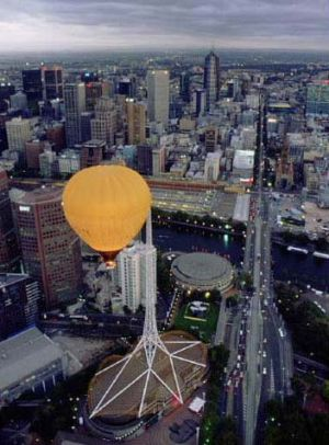 Balloon Sunrise Hot Air Ballooning - Accommodation Melbourne