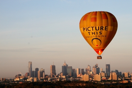 Picture This Ballooning - Accommodation Melbourne