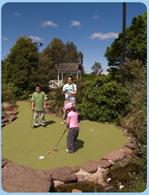 Wetlands Mini Golf - Accommodation Melbourne