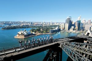 Sydney Harbour Bridge Climb - Accommodation Melbourne