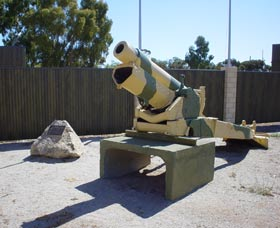 Military Museum Merredin - Accommodation Melbourne