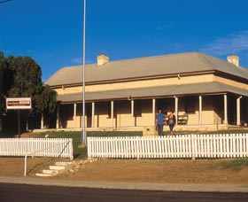 Irwin District Museum - Accommodation Melbourne