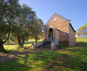 St Saviours Church Katrine - Accommodation Melbourne